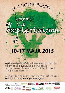 Tydzień wegetarianizmu w Warszawie