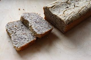 Szybki i prosty chleb bezglutenowy
