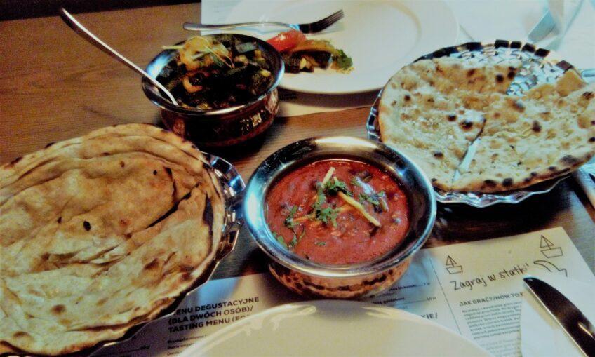 Moje curry – wegańskie opcje na Kabatach