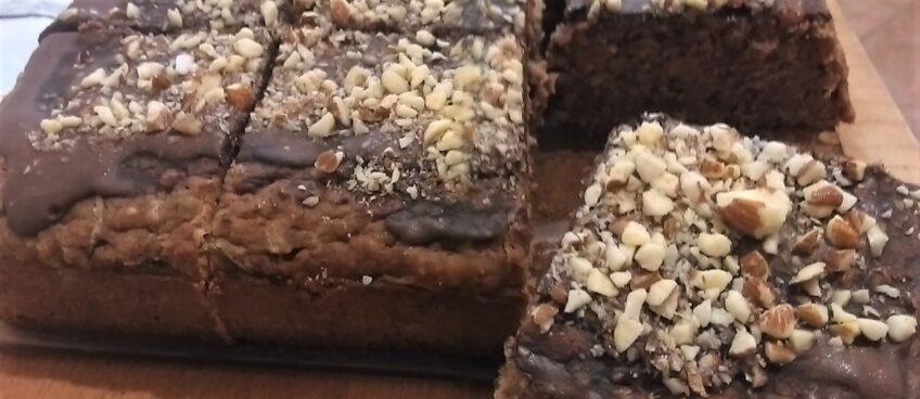 Czekoladowe ciasto z cukinią